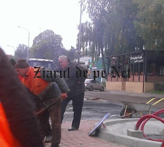 Dumitru CONȚAC, patronul SC Transporturi Auto Botoșani