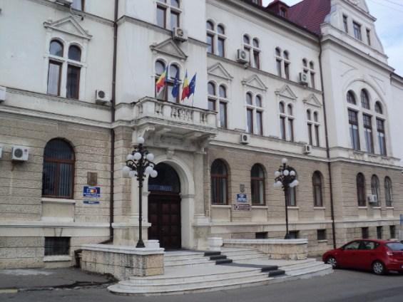 Palatul Administrativ Suceava-CJ si Prefectura noiembrie 2014