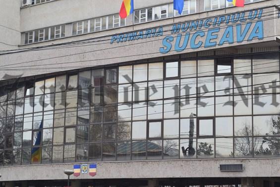Primaria Suceava- foto Ziarul de pe Net