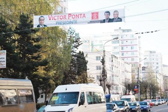 banner Ponta si Lungu Jupanu