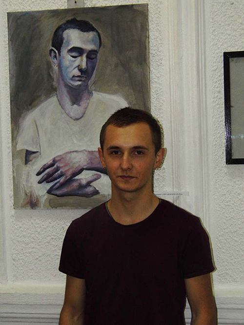 pictorul Matei Dumitriu (2)