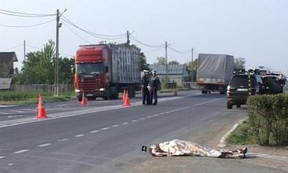 Accident mortal pe E85