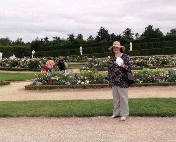 Cursuri în grădinile Franței