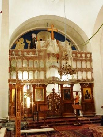 """Pictori aduși din Cipru pentru Biserica """"Sfîntul Vasile"""""""
