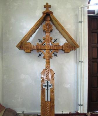 """Doi oameni de afaceri din Roman finanțează Biserica """"Sfîntul Vasile cel Mare"""""""