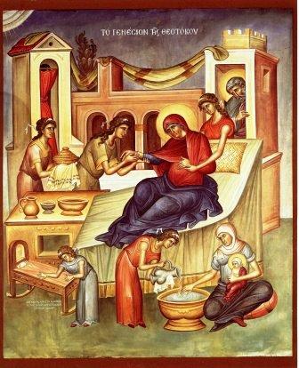 Creștinii cinstesc Nașterea Maicii Domnului