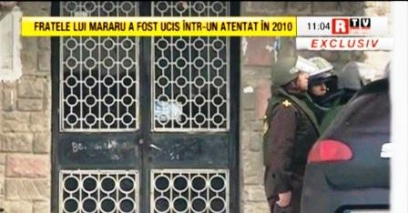 UPDATE: În jurul orei 11.00, bomba a fost scoasă de sub autoturismul lui Bogdan Mararu