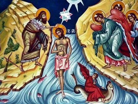 Ziua în care se sfințesc apele