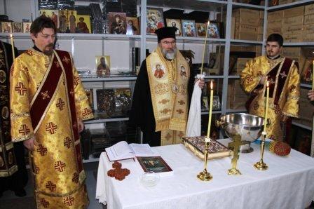 """Croitoria """"Cămașa lui Hristos"""" și depozitul de obiecte de cult au fost sfințite"""