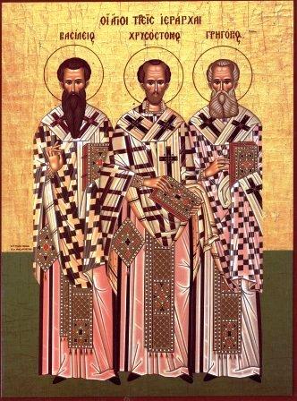 Sfinții Trei Ierarhi, sărbătoriți la Roman