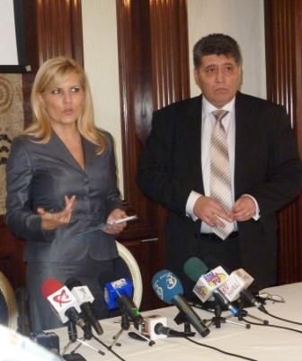 Elena Udrea vrea să modernizeze PDL