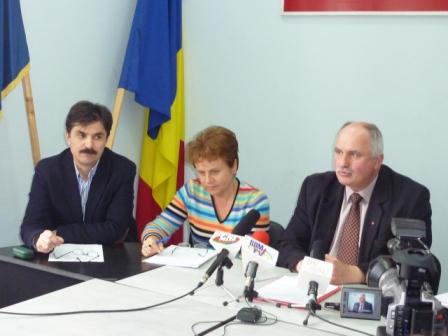 Consilierii social-democrați romașcani și-au prezentat proiectele