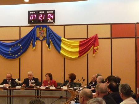 Plângere penală împotriva lui Culiță Tărâță, președinte al CJ