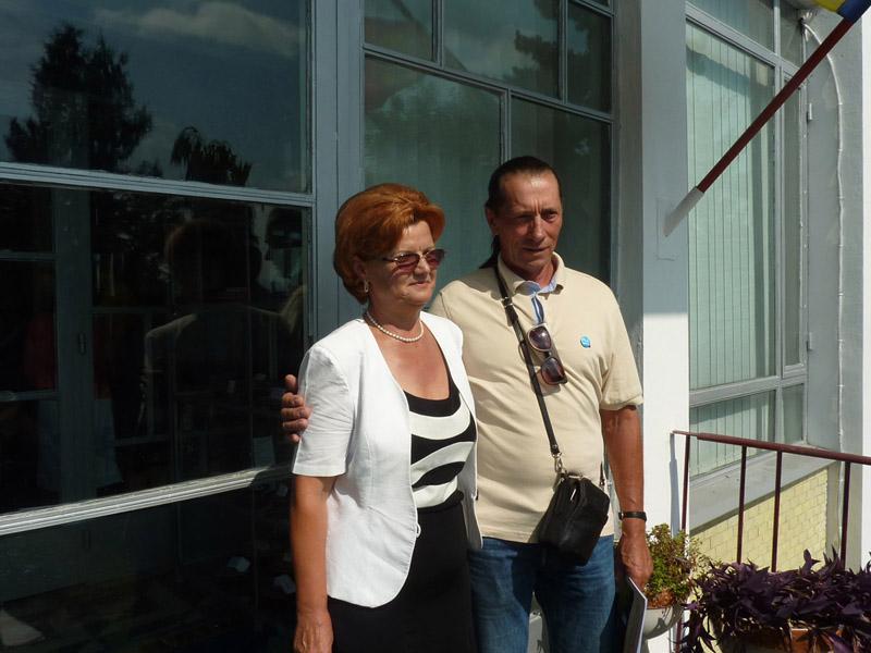 Ivan Patzaichin promovează cânepa de Secuieni și hainele din fibră de cânepă