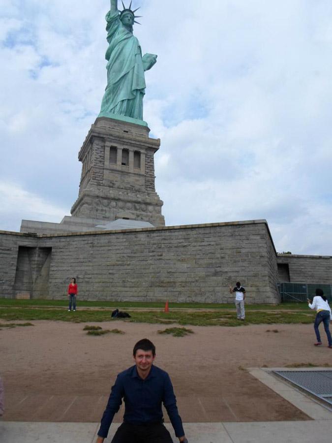 Visul american, atins de tinerii romaşcani