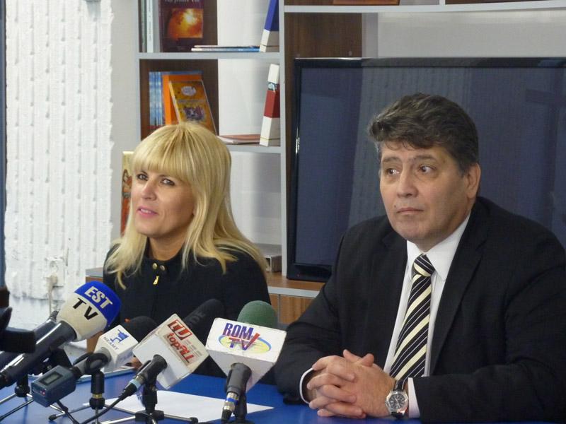 Misterele Elenei Udrea, ca om politic