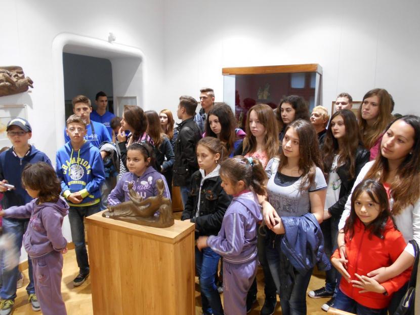"""Excursie oferită copiilor de Fundaţia """"Episcop Melchisedec"""""""