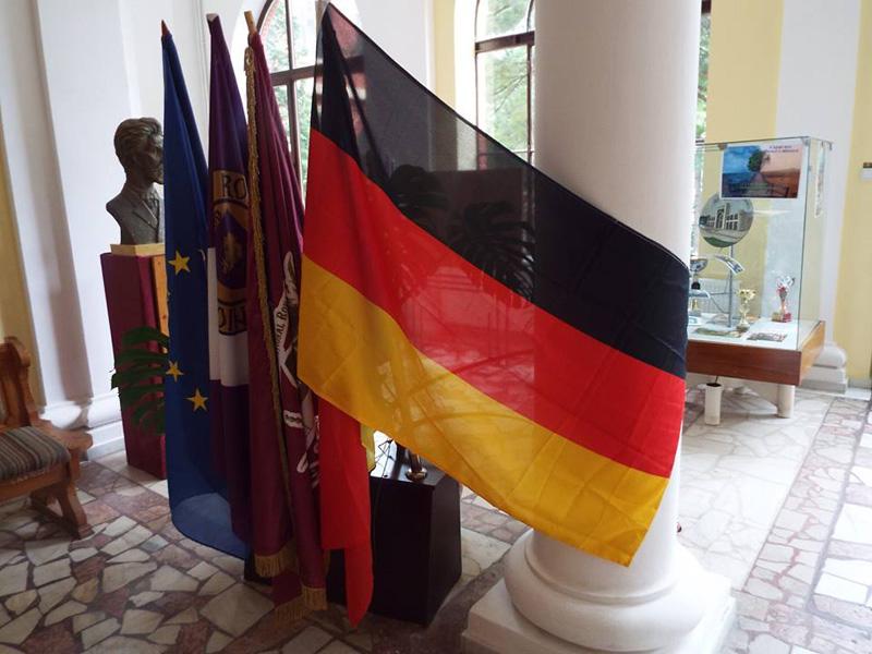 Cursuri interactive de limbă germană, la Roman Vodă