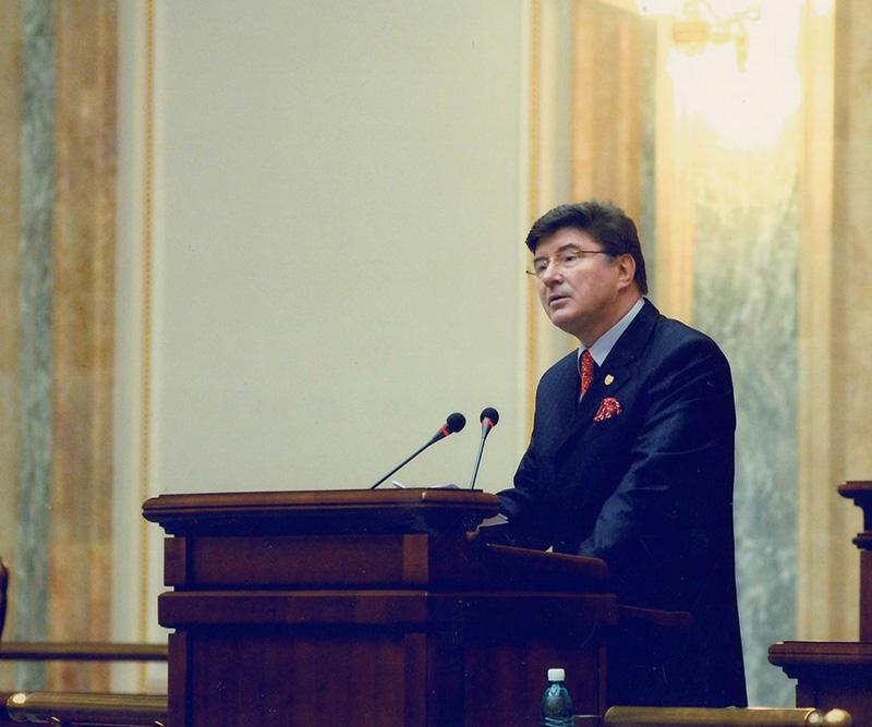 "Brandul ""Sergiu Celibidache"" depinde de ministrul Culturii"