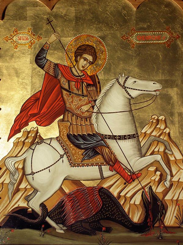 """Biserica """"Sfântul Gheorghe"""" îşi sărbătoreşte hramul"""