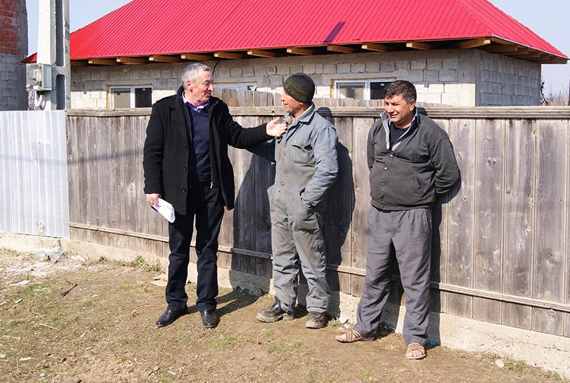 Ionel Stoleru, primarul comunei Văleni, a plecat la ceruri