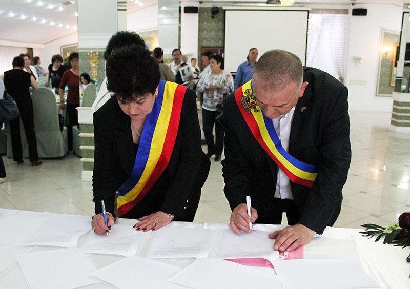 Săbăonenii au frați în Republica Moldova