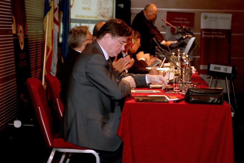 REPERE: Ioan Chelaru a fost ales vicepreşedinte al UNBR