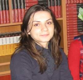 Profesoara istorie Ana Maria Bejan