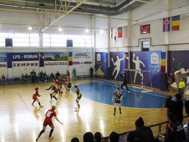 CSM Roman debutează în noul campionat pe teren propriu, împotriva HC Zalău