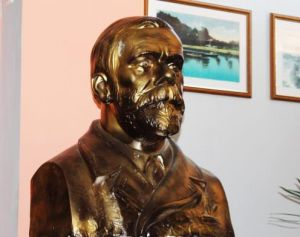 bust Nicolae-Manolescu-Strunga