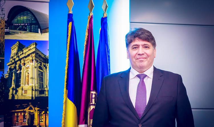 Laurențiu Leoreanu, locul II pe lista PNL la Camera Deputaților