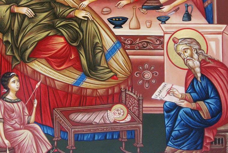 Creştinii sărbătoresc luni naşterea Sfântului Ioan Botezătorul