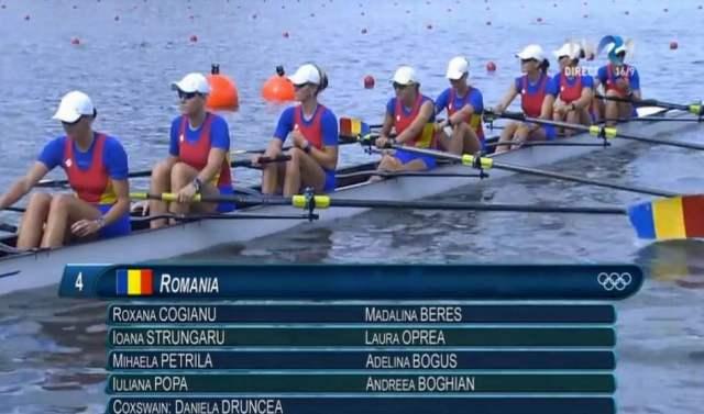 canotaj olimpiada rio brazilia laura oprea 2
