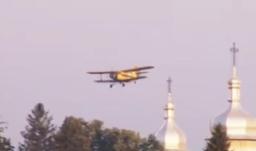 Dezinsecție cu avioane pe 11 și 12 iulie