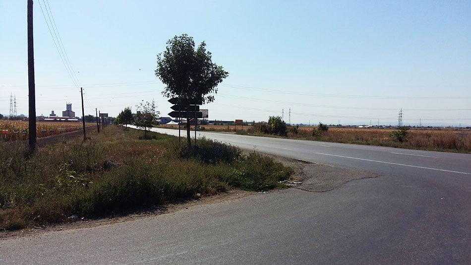 """""""Dialogul face minuni"""". Soluţii pentru siguranţa intersecţiei E85 cu drumul spre Tămăşeni"""