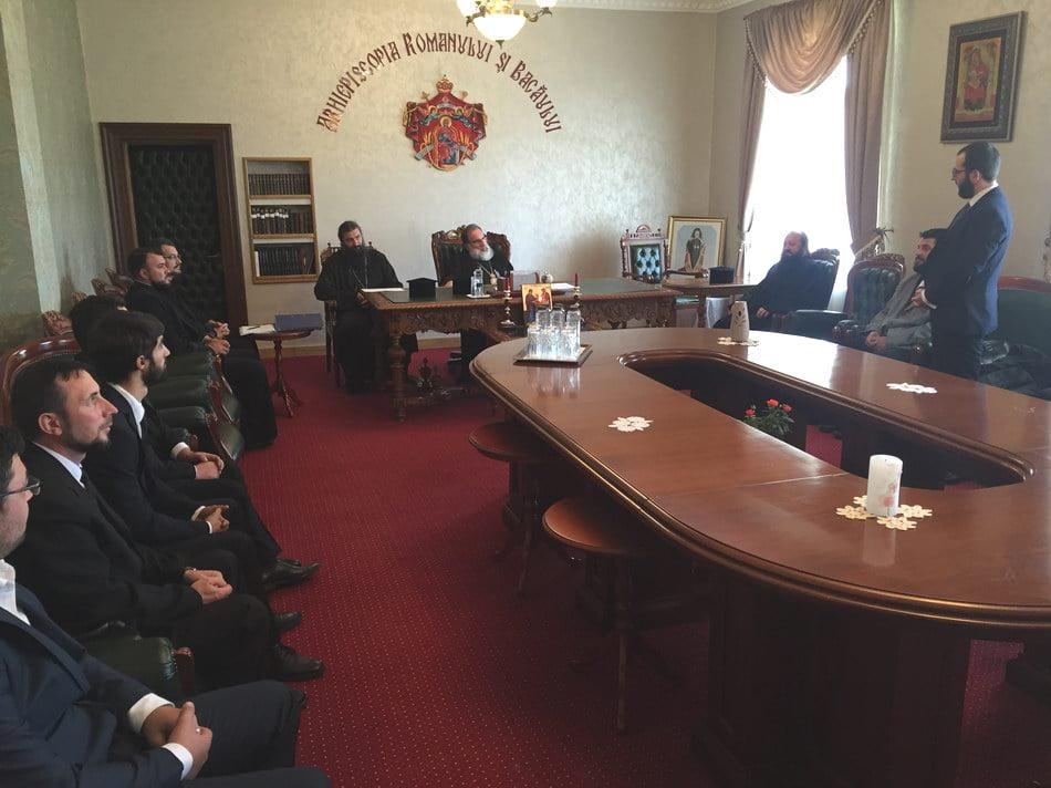 Examen de capacitate preoţească pentru tinerii teologi