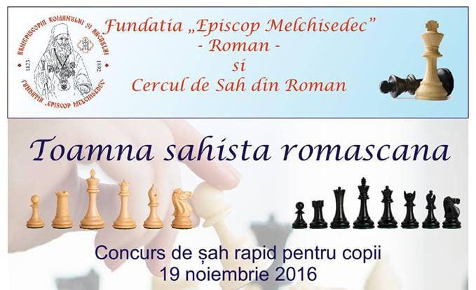 Toamna șahistă romașcană