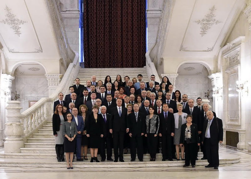 """Senatorul Ioan Chelaru, prezent la simpozionul național ,,Tradiții, prezent și perspective ale constituționalismului românesc"""""""
