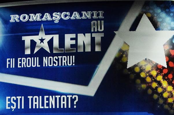 """""""Romaşcanii au talent!"""" Concurs organizat de Casa de Cultură"""