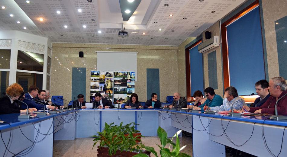 Consilierii locali și-au exprimat opiniile asupra bugetului pe 2017
