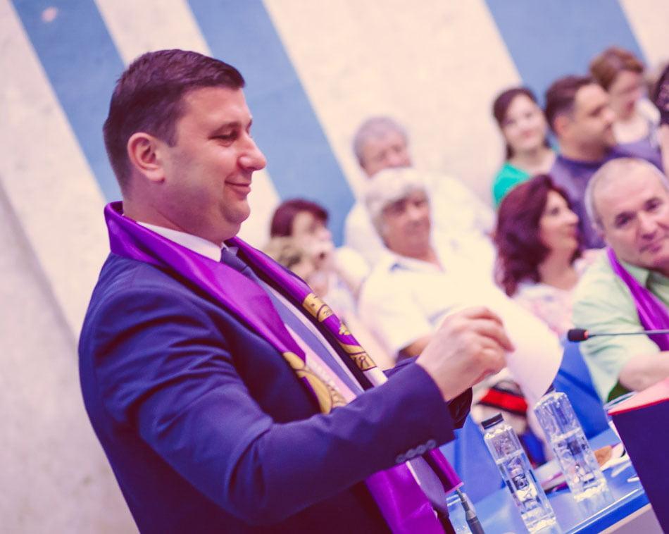 Lucian Pascariu a renunţat la Consiliul Local pentru Municipal Locato Serv