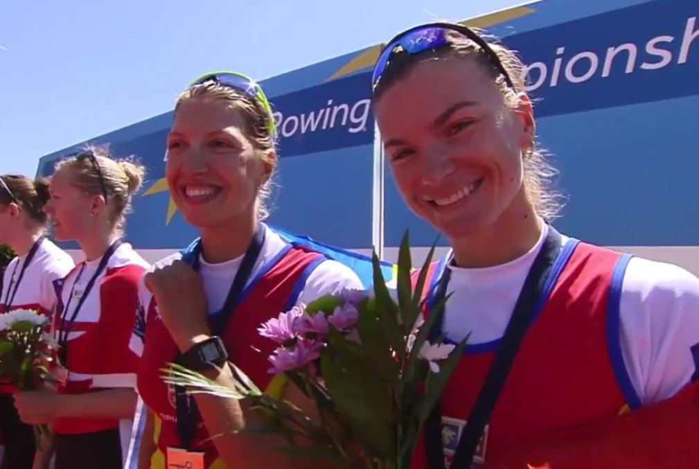 [VIDEO] Canotoarea Laura Oprea, din Nisiporești, a obținut duminică două medalii de aur la Europenele din Cehia!