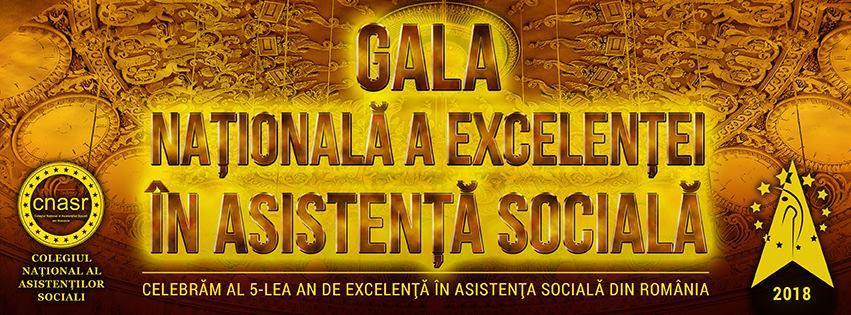 Specialiști din Neamț candidați la Gala Naţională a Excelenţei în Asistenţa Socială
