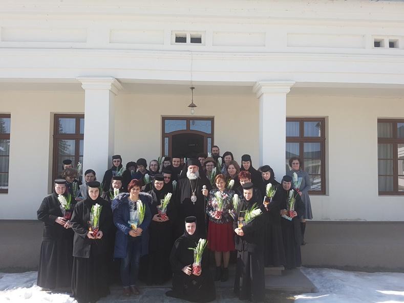 Ziua Internațională a Femeii, serbată la Centrul eparhial Roman