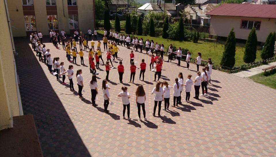 Activități dedicate Centenarului Marii Uniri de la 1918, la Școala Gherăești
