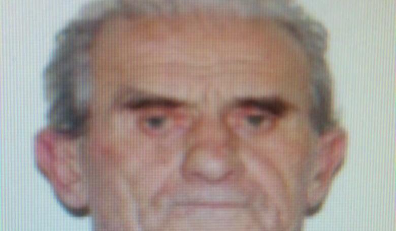 Bătrân din Adjudeni dat dispărut, căutat de polițiști