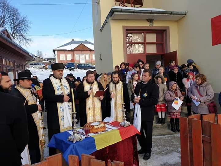 Centenarul Marii Uniri, marcat în comuna Oniceni