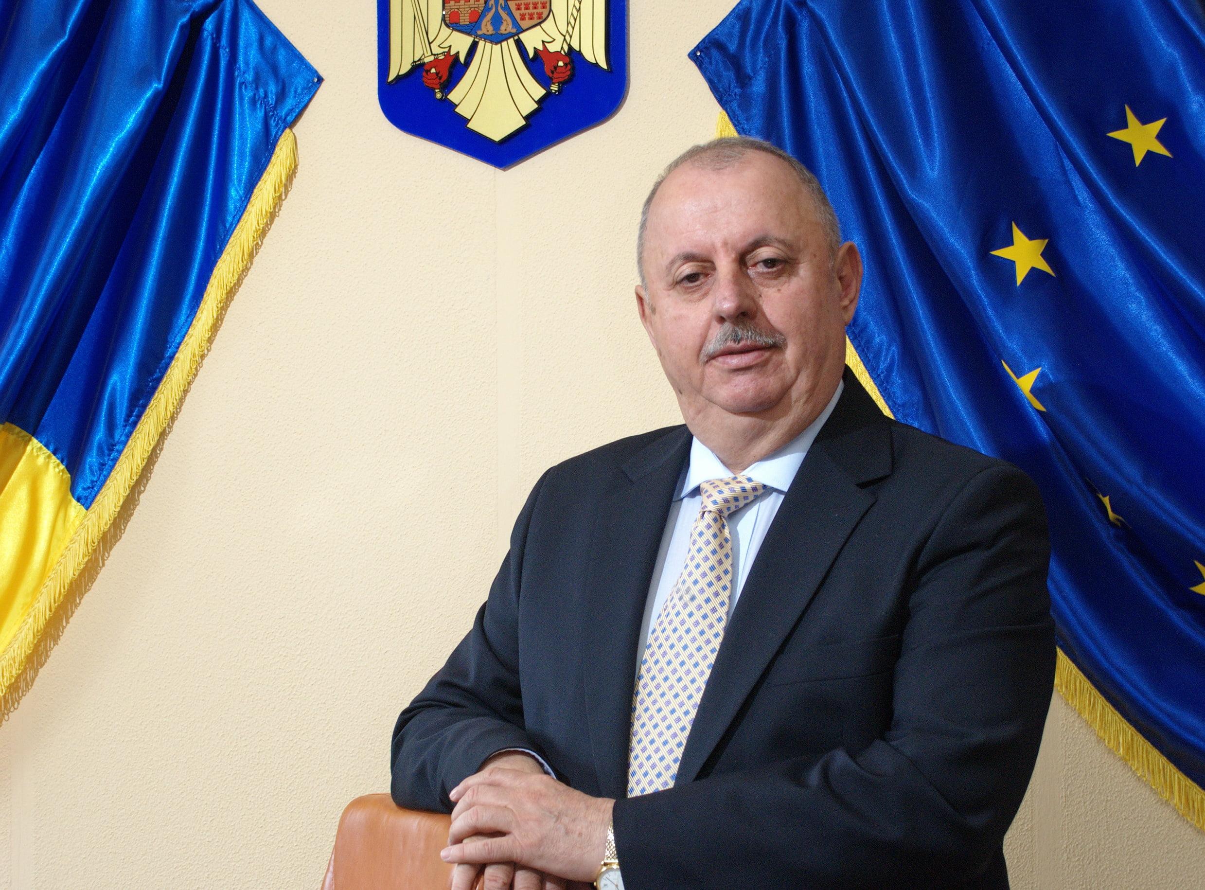 Fostul președinte al CJ Neamț, Vasile Pruteanu, trimis în judecată de DNA
