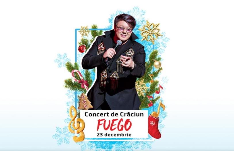 Sărbători de neuitat la Shopping City Piatra Neamț: program artistic și concert Fuego