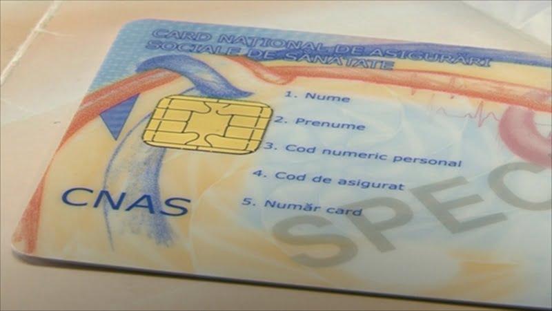 Valabilitatea cardurilor de sănătate, prelungită de la 5 la 7 ani
